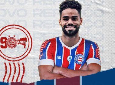 Bahia anuncia contratação do atacante Raí, ex-Deportivo La Coruña