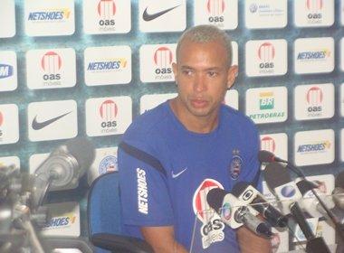 Agora campeão pelo Bahia, Júnior comemora aceitação da torcida tricolor