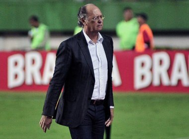 Falcão destaca luta e cansaço do Bahia contra o Santos