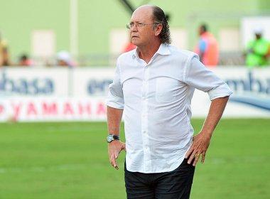 Após goleada, Falcão deixa o Bahia