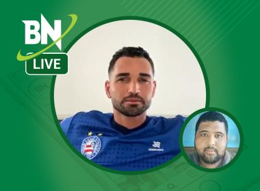 Live do BN: Gilberto fala sobre a volta do futebol e expectativas de conquistas no Bahia