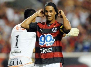 'Acabamos decepcionando e decepcionados', diz Ronaldinho sobre primeiro semestre do Flamengo