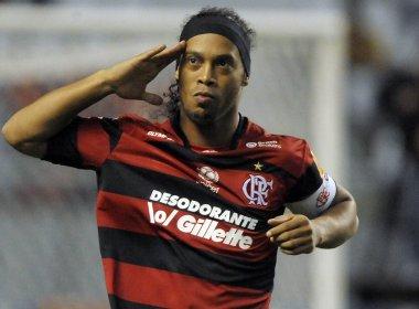Ronaldinho Gaúcho: 'Jogar no Flamengo foi uma honra'