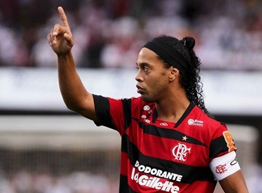 Ronaldinho Gaúcho na mira do Málaga e de clubes do Catar