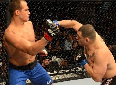 Cigano perde para Velásquez no UFC 155