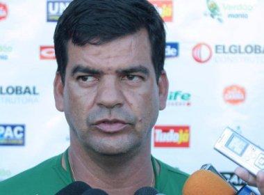 Campeonato Baiano: Moacir Júnior é o novo técnico do Vitória da Conquista