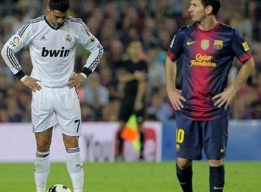 a540937e00 Bahia Notícias   Esportes   Notícia   Lionel Messi vale o dobro de  Cristiano Ronaldo
