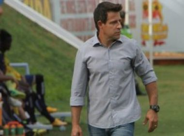 95c057fd2 Bahia Notícias   Esportes   Notícia   Ramon Menezes diz que JEC não pode  desistir após arrancar empate aos 48 do 2º tempo - 28 09 2016