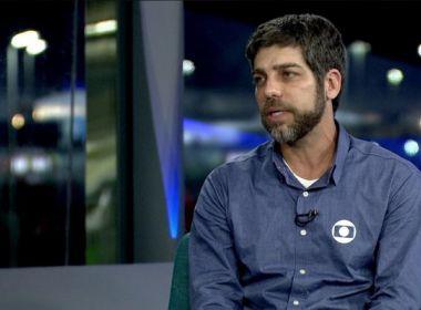 Juninho Pernambucano pede rescisão de contrato e deixa a Globo