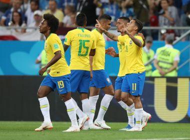 Brasileiros mantêm confiança na conquista do hexacampeonato pelo Brasil, diz pesquisa