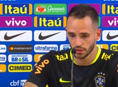 Autor de gol brasileiro, Renato Augusto lamenta eliminação: 'Dia triste'