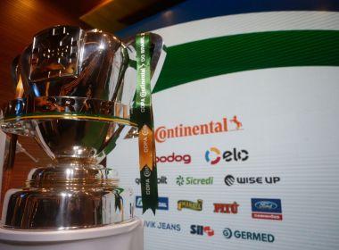 Corinthians e Cruzeiro vão decidir em casa as vagas na final da Copa da Brasil