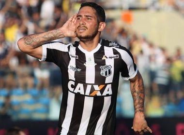 Ceará tem três desfalques para duelo com o Bahia em jogo adiado do Brasileirão