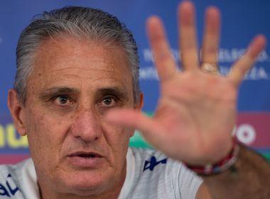 Tite responde declaração de Trump sobre a Seleção: 'Temos cinco títulos mundiais'