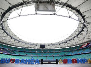 Bahia assina novo contrato com Arena Fonte Nova e presidente anuncia novidades