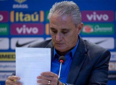 Tite convoca Marcelo e Gabriel Jesus para amistosos contra Arábia e Argentina