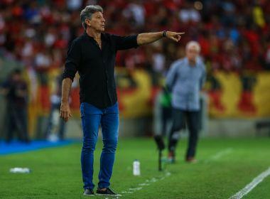 Principais concorrentes à presidência do Flamengo têm acerto com Renato para 2019