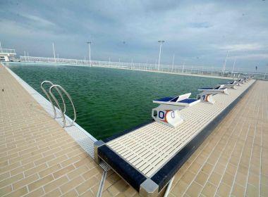 Piscina olímpica de Salvador será inaugurada com competição no dia 22 de dezembro