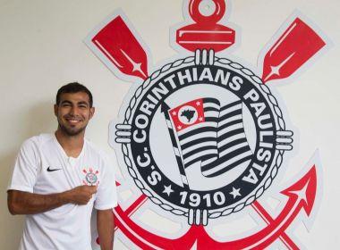 Anunciado oficialmente, Sornoza é o primeiro equatoriano da história do Corinthians