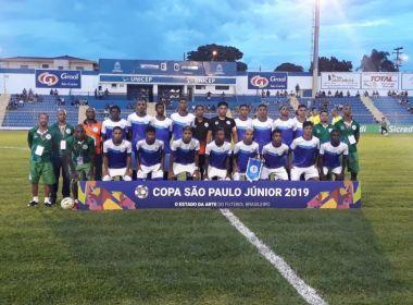 a85bce82a4218 Bahia Notícias   Esportes   Notícia   Após campanha na Copinha ...