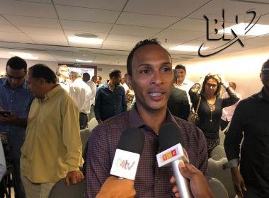 Liedson é homenageado com nome permanente em troféu dos melhores do Intermunicipal