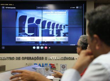 Representantes baianos participam de reunião sobre segurança da Copa América 2019