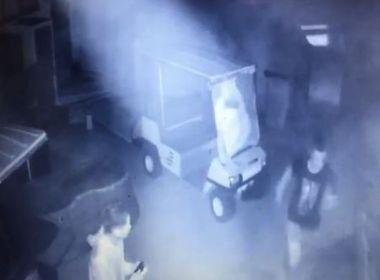 Vídeo mostra sobreviventes escapando do CT do Flamengo após incêndio
