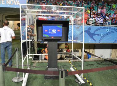 CBF e clubes vão se reunir no dia 22 para discutir o uso do VAR no Brasileirão