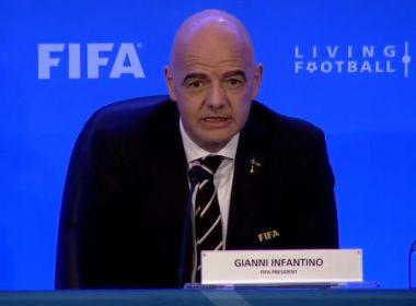 Fifa anuncia Mundial Sub-17 no Brasil; CBF não libera estádios da Série A