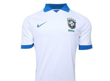 CBF vai apresentar nova camisa da seleção brasileira nesta terça
