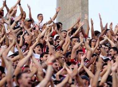 Adversário do Bahia, São Paulo nunca perdeu em jogos às 11h no Campeonato Brasileiro
