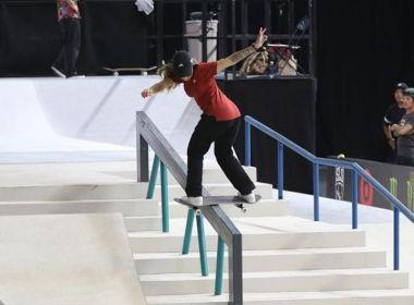 Skate: Pâmela Rosa vence etapa do Mundial e larga na frente na disputa por vaga olímpica