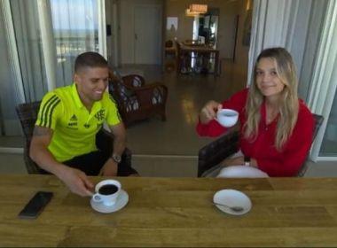 Casada com empresário de jogador, repórter da Globo é afastada por questão ética