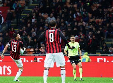 Por causa de Fair Play Financeiro, Milan é excluído da Liga Europa