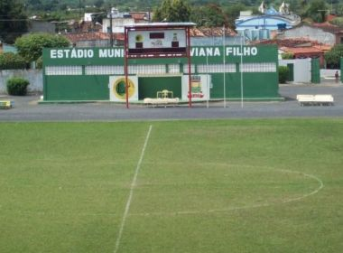 FBF altera local de jogo entre Araçás e Pojuca pelo Intermunicipal