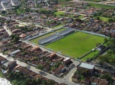 Governo define empresa que vai reformar estádio de Ipiaú por mais de R$ 1 milhão