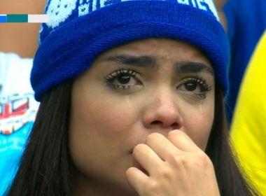 Com confusão no Mineirão, Cruzeiro perde para Palmeiras e é rebaixado pela 1ª vez à Série B