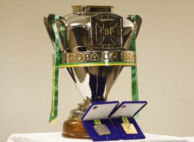 Bahia de Feira e Atlético de Alagoinhas conhecem seus adversários na Copa do Brasil