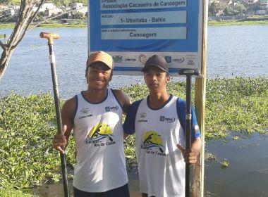 Atletas baianos são convocados para integrar seleção brasileira de canoagem