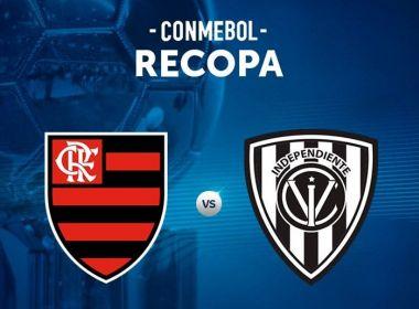 Recopa Sul-Americana anuncia datas de jogos decisivos do Flamengo
