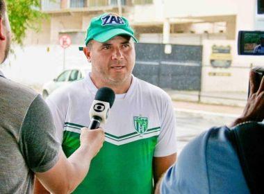 No Vitória da Conquista, Nonato fala do reencontro com o Bahia: 'Estou ansioso'