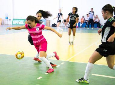 Colégios estaduais do interior representarão a Bahia no Brasileiro Escolar de Futsal