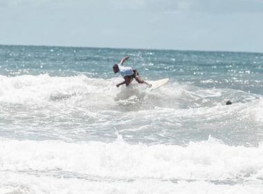 Itacaré recebe Circuito Brasileiro de Surf Júnior neste sábado e domingo