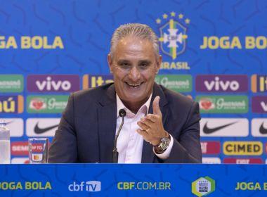 Com novidades, Tite convoca Seleção para estreia nas Eliminatórias da Copa 2022