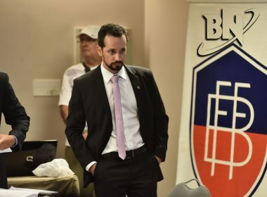 Presidente da FBF diz que Campeonato Baiano não deve retornar na data sugerida pela CBF
