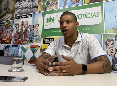 Alunos da Arena Aquática em Salvador recebem acompanhamento e aulas pela internet