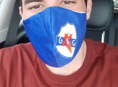 Galícia lança máscaras de proteção com o escudo do clube