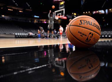 NBA aprova protocolo para volta em 30 de julho; 16 atletas testam positivo para Covid-19