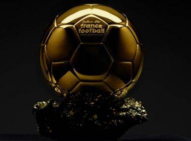 Revista francesa cancela a Bola de Ouro de 2020, prêmio aos melhores jogadores