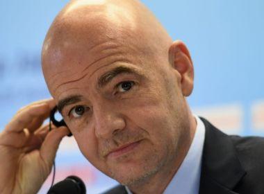 Fifa estuda adiar início das eliminatórias da Copa do Mundo para novembro